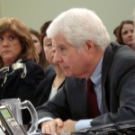 WHEN AMERICAN HORSE COUNCIL PRESIDENT JAY HICKEY SPEAKS,  FOLKS LISTEN (EXCEPT FOR REPRESENTATIVE MARSHA BLACKBURN (R-TN)