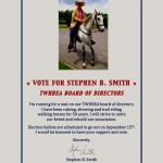 CALIFORNIA FLATTER CLUBS DEMAND THAT  FLATTER KING STEVE SMITH THE FIRST GIVE THEM OPPORTUNITY TO VOTE BY WRITTEN BALLOT
