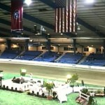 FIRST NIGHT OF THE 46TH ANNUAL NATIONAL TRAINER'S SHOW – NO CROWD (EXCEPT IN THE INSPECTION AREA) – NO ENTHUSIASM – GOING THROUGH THE MOTIONS – AND SOMEBODY PULLED THE PLUG ABOUT CLASS 10