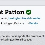LEXINGTON HERALD-LEADER REPORTER JANET PATTON PROVIDES INCISIVE ACCOUNT OF UNFOLDING TENNESSEE WALKING HORSE STORY