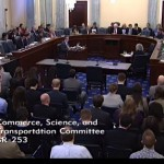 "TIDBITS AND FALLOUT FROM ROOM 253 ,  PAST ACT ""MARK UP"" BEFORE SENATE COMMERCE COMMITTEE – APRIL 9, 2014"