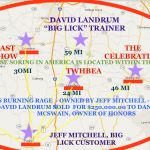 "MR. FRANK EICHLER, MR. DAVID WILLIAMS, MR. DICK PEEBLES, MR. JEFF MITCHELL – ALL BED PARTNERS IN ""THE MIDDLE TENNESSEE CIRCLE OF ANIMAL CRUELTY"" SUMMED UP AS ""BIG LICK, BIG LIE"""