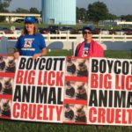 2015 CITIZENS CAMPAIGN BOYCOTT PROTEST AGAINST BIG LICK ANIMAL CRUELTY WREAKS HAVOC ON FRIDAY NIGHT ATTENDANCE