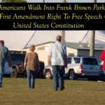 "CITIZENS CAMPAIGN TRIUMPHS OVER HORSE SHOW FOUNDER MS. MARTHA ""SISTER"" MILLIGAN – BAY COUNTY SHERIFF UPHOLDS FREE SPEECH  IN FRANK BROWN PARK – TELLS ""SISTER"" MILLIGAN THAT U.S. CONSTITUTION TRUMPS ""SISTER'S RULES"""
