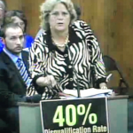 """""""Big Licker"""" Ms. Martha """"Sister"""" Blackmon-Milligan – """"Tired Of Hearing About Animal Cruelty"""" – Tells Panama City Beach City Council That """"Pads And Chains Don't Hurt Horses"""""""