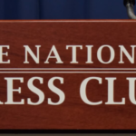 "CCABLAC Congratulates U.S. Senator Joe Tydings Upon Receiving ""Humane Horseman Award"" At National Press Club, Washington, DC"