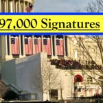 """CCABLAC Petition Signatures Now Over 97,000+ Signatures – """"What 'Soring' Does To Horses"""" (The DoDo)  Video Surpasses SIX MILLION VIEWS –  Ms. Sharon Rondeau (ThePoste&Email) Publishes """"CCABLAC #TakeItToWashington Article"""