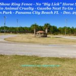 "Part I – Panama City Beach, Florida ""Pulls Plug"" On ""Big Lick"" Tennessee Walking Horse Show At Frank Brown Municipal Park"